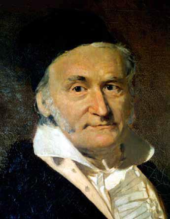 Friedrich Gauß